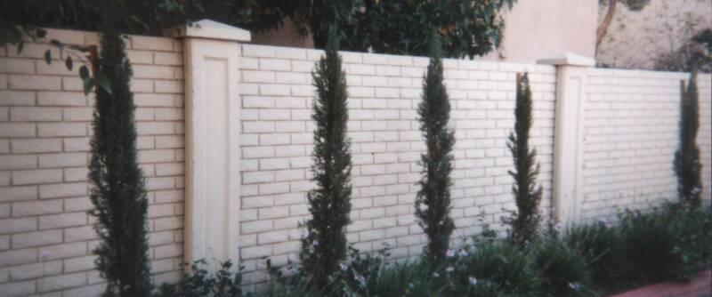 Heritage Precast Concrete Walls-Concrete Fences