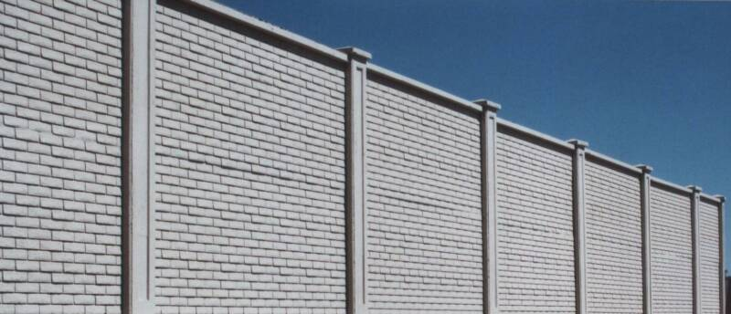 Heritage precast concrete walls concrete fences click below to see larger images of our precast concrete heritage wall system products publicscrutiny Image collections