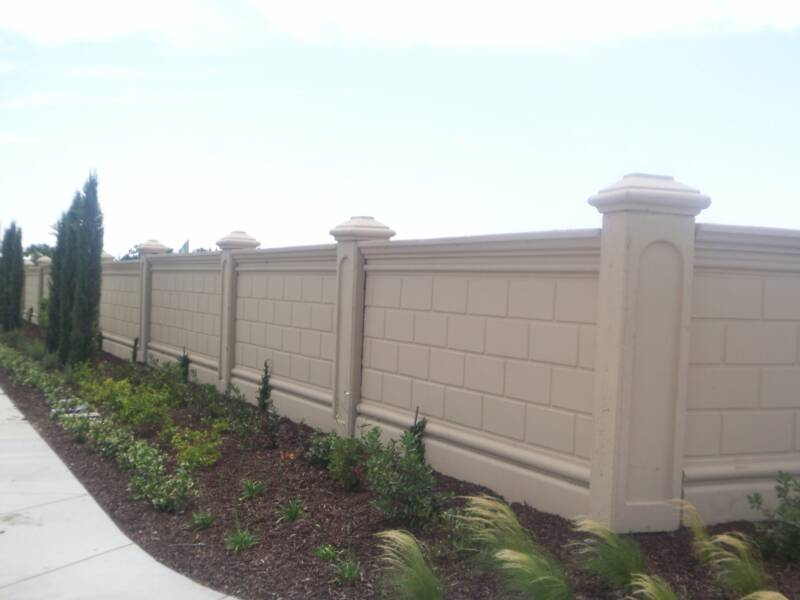 renaissance wall system 1 - Wall Fencing Designs